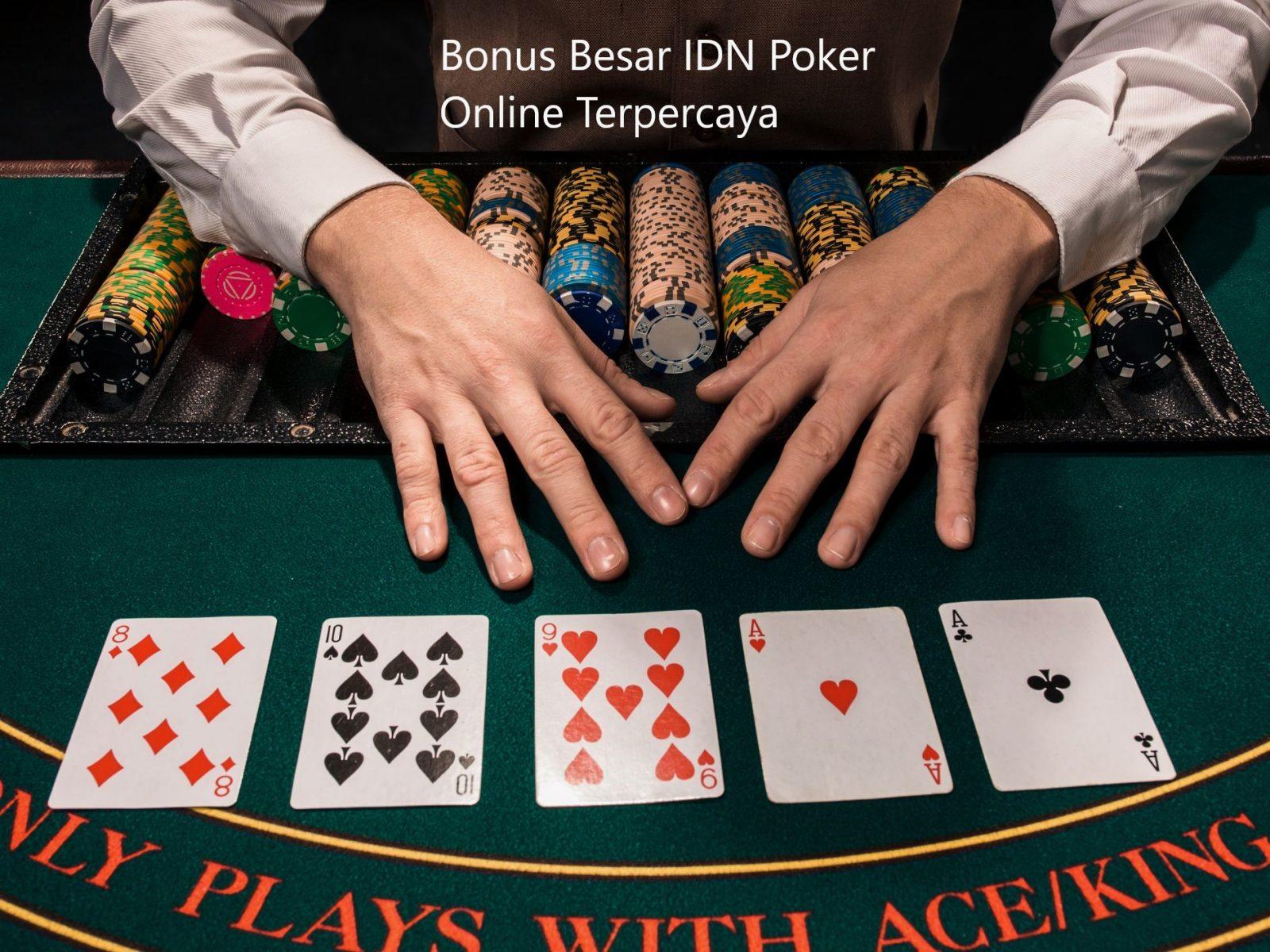 Jackpot IDN Poker Online